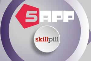 5App announces content partnership with Skill Pill