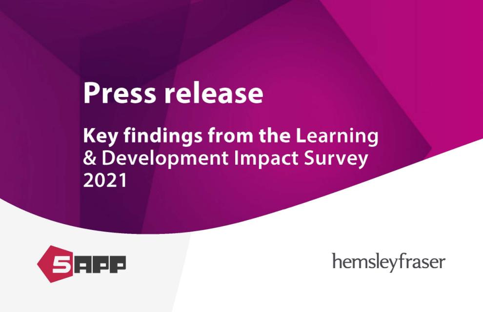New research reveals current skills gap pressures