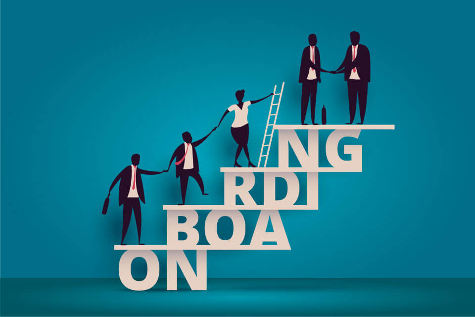 Onboarding new staff or reboarding? How technology can help with the heavy-lifting